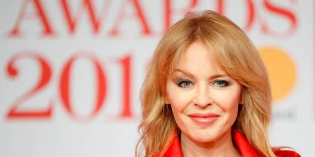Kylie Minogue en cow-girl: on a vu son concert ultra privé à Paris - La DH