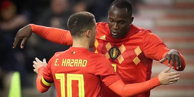"""Découvrez le maillot """"Away"""" des Diables rouges pour la Coupe du Monde (PHOTO) - La DH"""