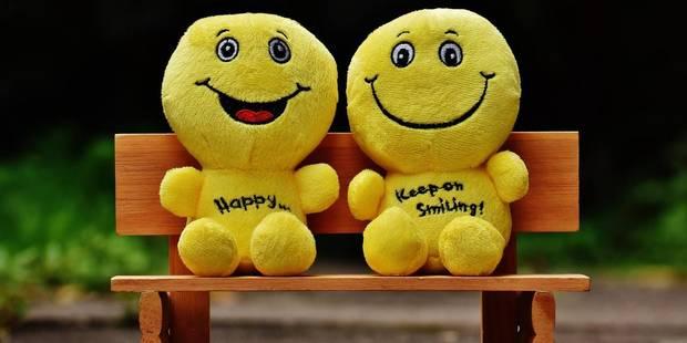 Journée mondiale du bonheur : voici les choses qui vous rendent heureux - La DH