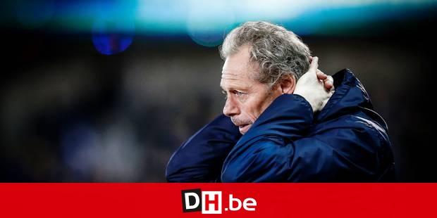 Preud'homme ne change pas les plans de l'Union Belge
