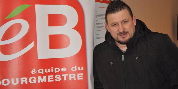 """Walter Baseggio se lance en politique: """"il faut écouter tout le monde et s'aider ensemble"""" - La DH"""