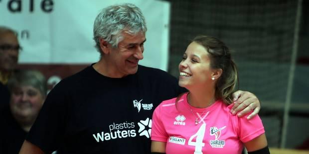 Volley-ball: Philippe Vanescote est prêt à relever le défi lessinois - La DH