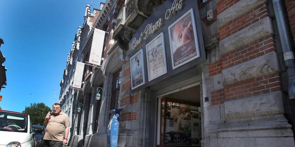 La Wallonie accepte de financer la rénovation du Plaza Art