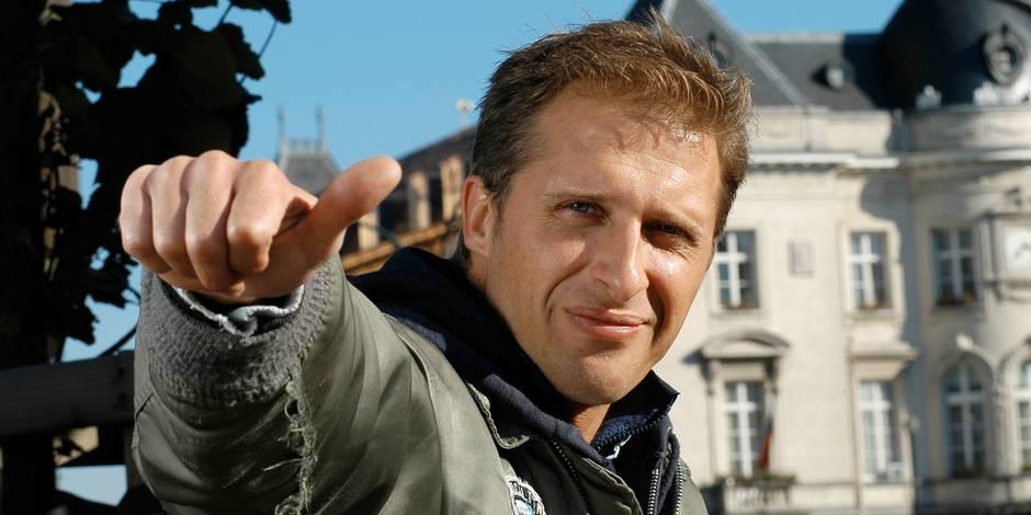 """Frédéric Etherlinck, se lance dans le stand-up: """"Je me sens enfin à ma place"""" - La DH"""