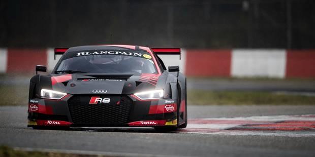 Le Team Audi WRT dévoile ses équipages - La DH