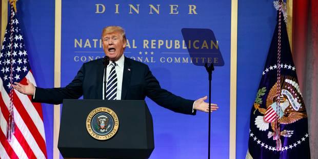Trump déclare la guerre économique à la Chine en prenant des mesures punitives - La DH