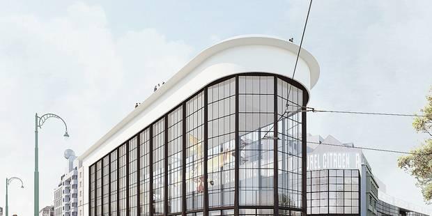 Bruxelles: Le Kanal-Centre Pompidou dévoilé - La DH