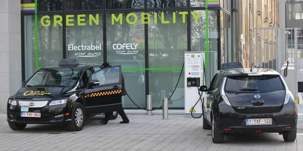 La Ville de Bruxelles facilite les autorisations pour installer des bornes électriques - La DH