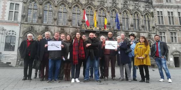 Mons : la ville publie la composition des cabinets - La DH