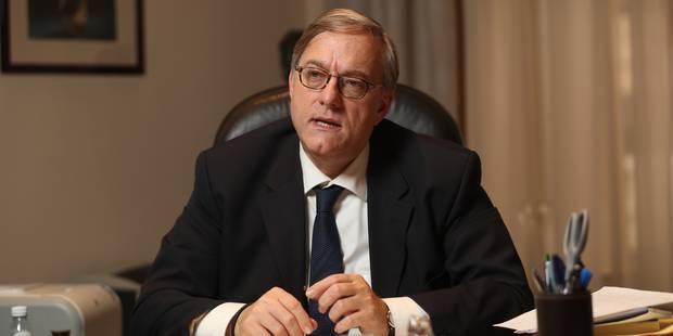 Le MR exhorte Vervoort de prendre un arrêté régional pour éviter le blocage des taxis - La DH