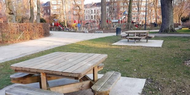 Coup de jeune pour le parc Louise-Marie à Namur (PHOTOS) - La DH