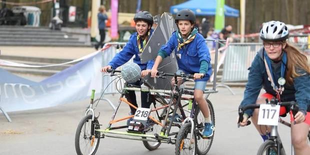 Des 24 heures vélo du Bois de la Cambre au zénith - La DH