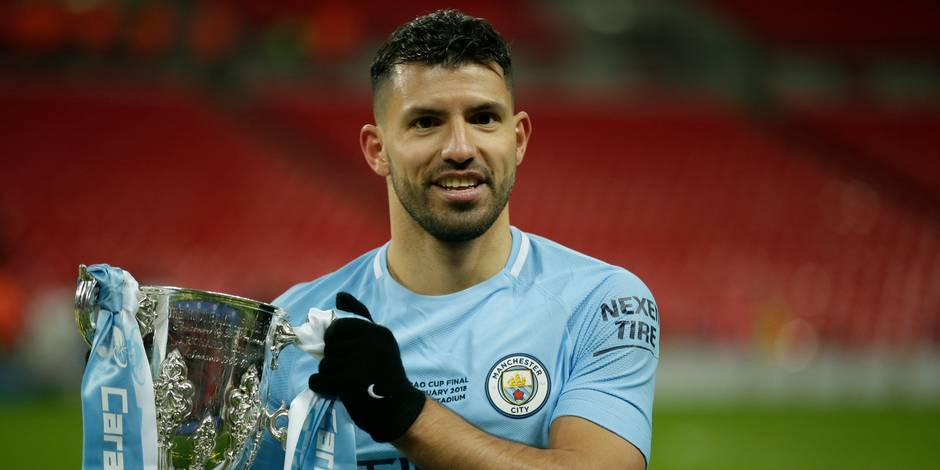 Aguero annonce en direct son futur club — Mercato