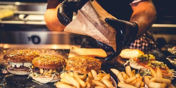 Bruxelles: une grande enseigne propose des burgers à volonté chaque lundi - La DH