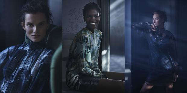 La nouvelle collection Conscious de H&M : en argent et en filet de pêche recyclé ! - La DH