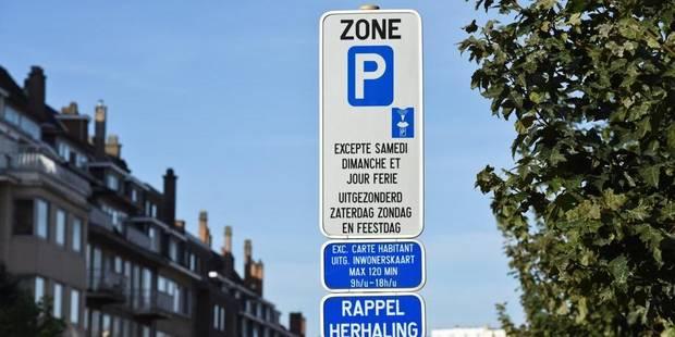 Bruxelles-Ville: des nouveaux tarifs de stationnement - La DH