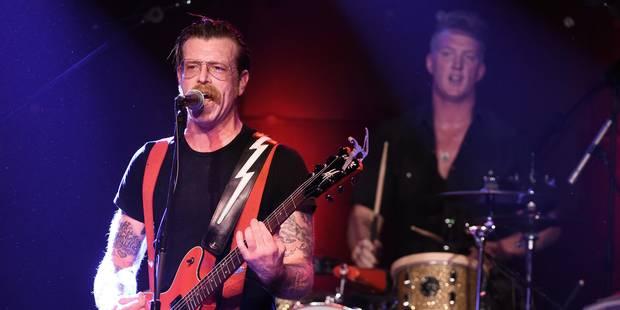 Jesse Hugues, chanteur d'Eagles of Death Metal, s'en prend aux manifestants qui luttent contre les armes - La DH