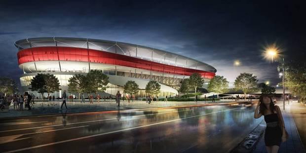 Stade national: la Ville de Bruxelles va rompre le bail avec Ghelamco, à la base du projet du nouveau stade - La DH
