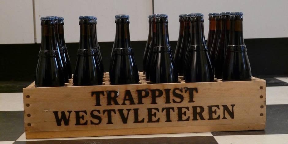Un bac de Westvleteren à 559,39€... Le prix de la bière flambe au marché noir - La DH