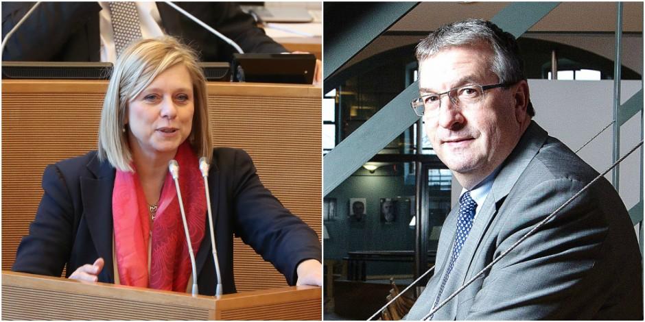 """Jeholet (MR) tacle l'ex-ministre wallonne de l'Empoi sur le contrat d'insertion: """"Ça représente moins de 0,5% des object..."""