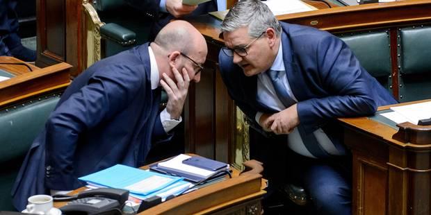 Remplacement des F-16: le ministre Vandeput ne songe pas à démissionner - La DH