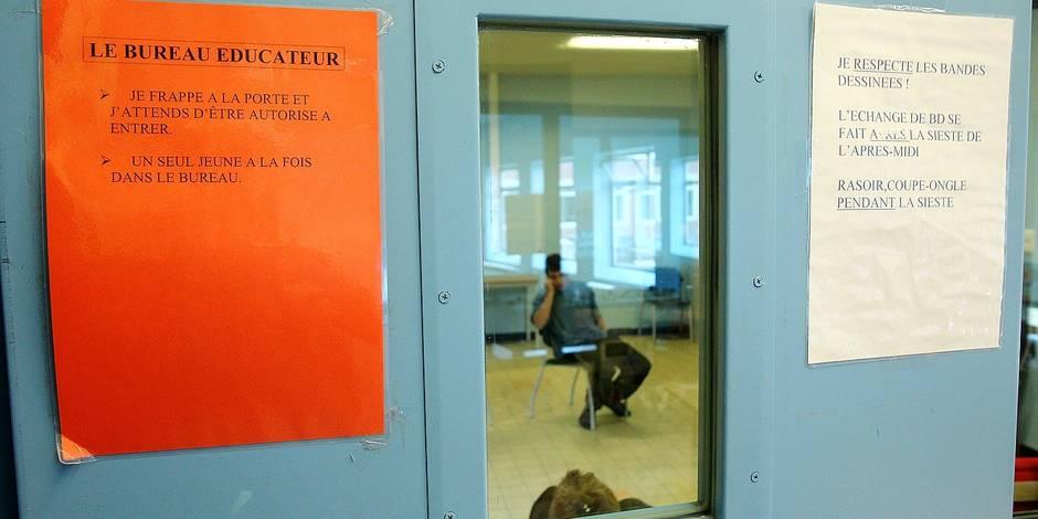 IPPJ: 11 jeunes délinquants libérés par mois faute de place - La DH