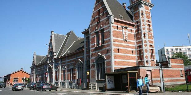 Soignies : 661.000 euros pour rénover la gare - La DH