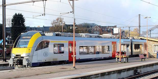 Pas de train entre Luxembourg et Arlon : les frontaliers pénalisés - La DH