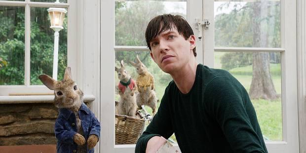 "Domnhall Gleeson: ""Se battre avec un lapin, c'est bizarre"" - La DH"