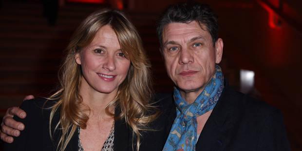 Le chanteur Marc Lavoine et sa femme Sarah se séparent - La DH