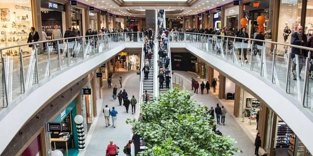 """Le centre commercial """"Rive gauche"""" à Charleroi en passe d'être vendu - La DH"""