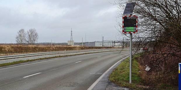 Mons : voici où seront installés les nouveaux radars préventifs - La DH