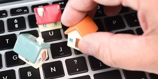 Une maison peut être achetée par email - La DH