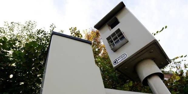 Voici l'emplacement des radars policiers pour le mois d'avril à Charleroi - La DH