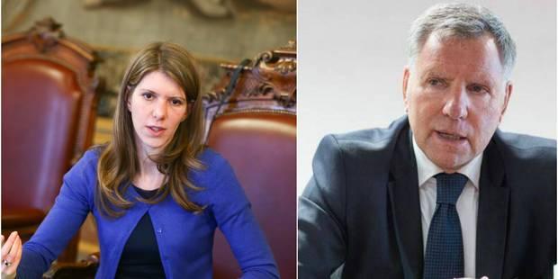 Alain Courtois et Els Ampe tireront une liste bilingue à Bruxelles - La DH