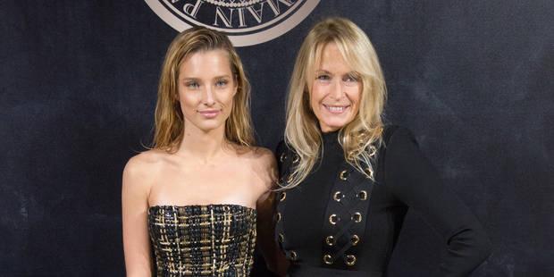 Ilona Smet devient égérie pour la même marque que sa maman - La DH