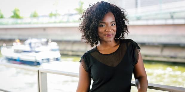 """Cécile Djunga: """"Je vais animer mon premier prime"""" - La DH"""
