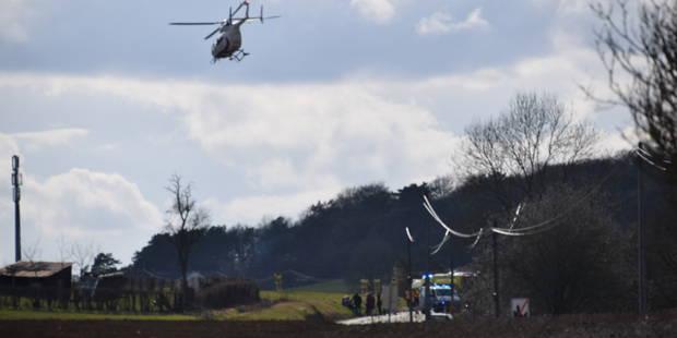 Viroinval : 3 blessés et un hélicoptère dépêché sur place - La DH