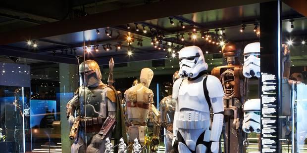 """L'exposition """"Star Wars Identités"""" débarque à Bruxelles lundi - La DH"""