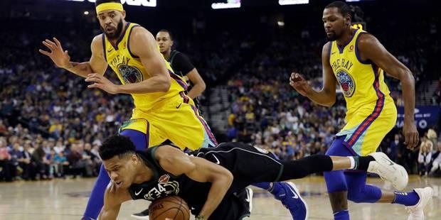 NBA : Durant ou pas, Golden State poursuit dans sa spirale infernale - La DH