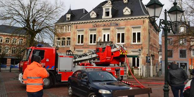 Marche : Incendie à la pizzeria La Vita e Bella - La DH