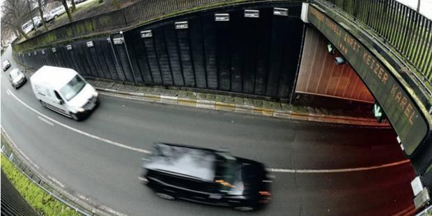 """Une fermeture du tunnel Léopold II """"plus efficace et moins chère"""" - La DH"""