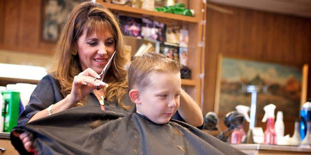 """Les meilleurs coiffeurs """"kids friendly"""" de Bruxelles - La DH"""