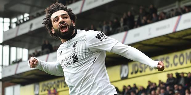 Elections en Egypte : Plus d'un million de votes pour la star de Liverpool Mohamed Salah - La DH