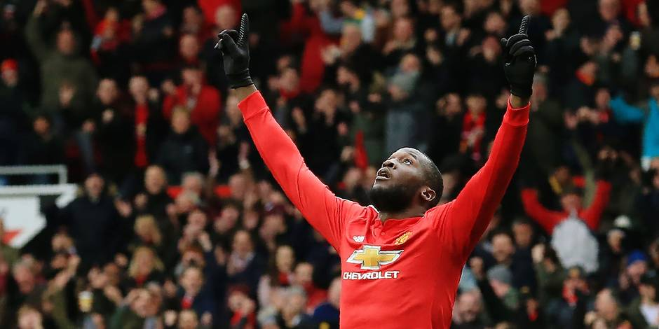 Lukaku inscrit son 100e but en Premier League