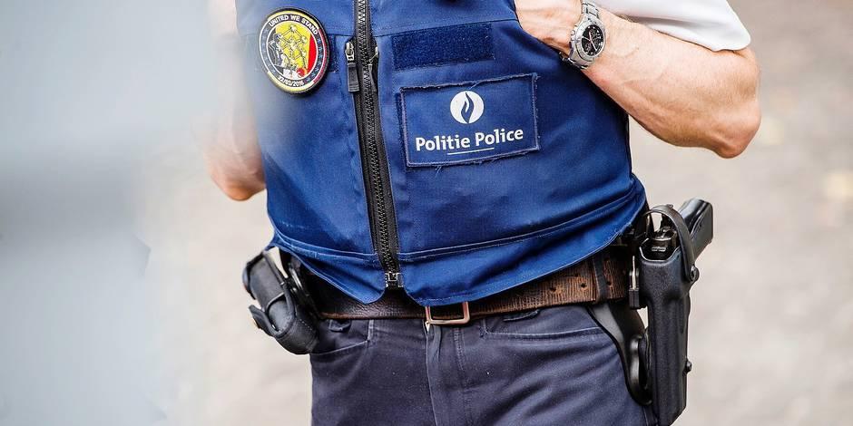 Près de 500 auxiliaires de police disposent d'une arme - La DH