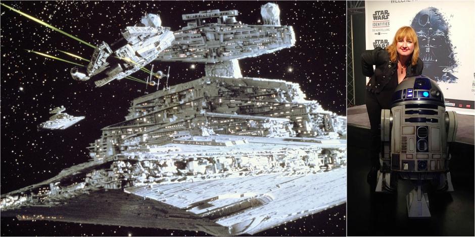 Dans les coulisses de Star Wars: des archives très délicates à conserver