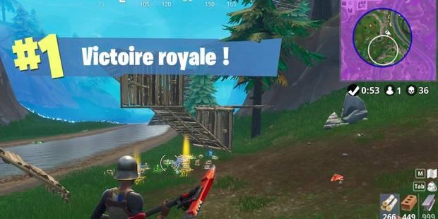 Un Joueur Belge Bat Le Record Du Monde D Eliminations Sur Fortnite