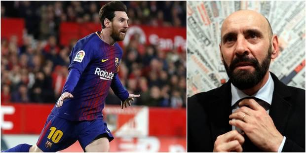 """""""Le Barça ? Ils ont un numéro 10 assez bon"""" - La DH"""