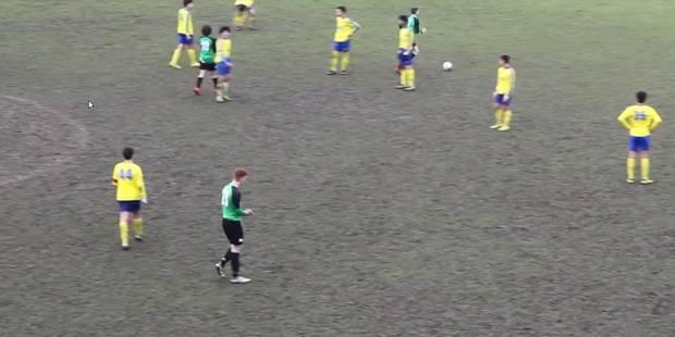 Le geste très fair-play des jeunes de l'Union Saint-Gilloise - La DH